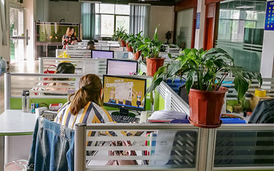 Maxpower office picture