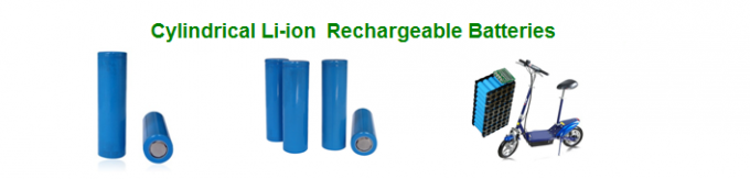 18650 2600mAh Lithium Ion Rechargeable Batteries 3.7V UL ICEL ROSH