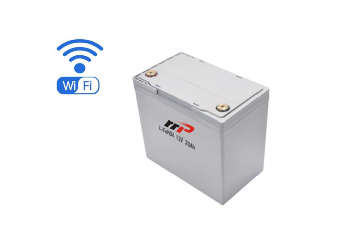 2000 Times Cycle Life Lithium Ion Polymer Battery 12V 100Ah With