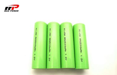 NIMH AA2500mAh 1.2V battery for industrial digital products with BIS CE UL IEC/EN61951 certification