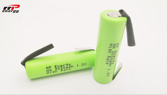 AA2000mAh 1.2V Rechargeable Nimh Battery Pack 10C Razor Shaver Type Light Weight