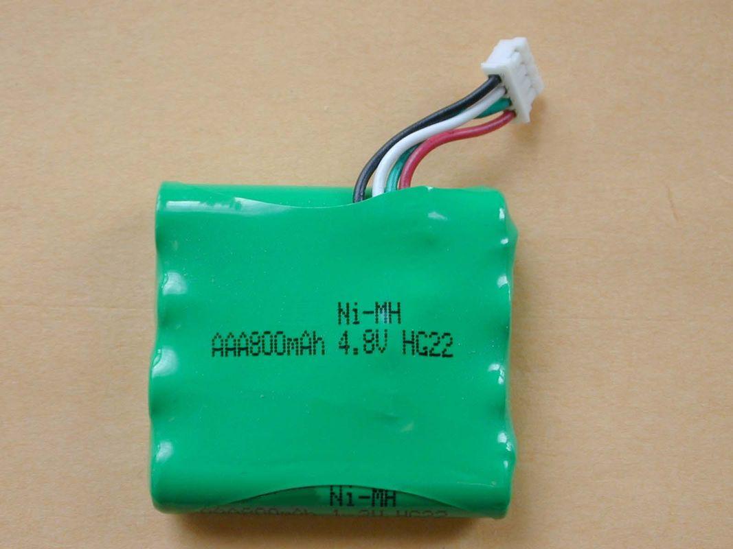 Walkie Talkie Nimh Battery Packs 4 8v Aa2300 800mah