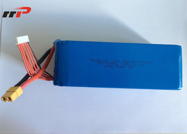 China 22.2 Volt 35C battery lithium polymer Uav Drone High Rate 10Ah Capacity distributor