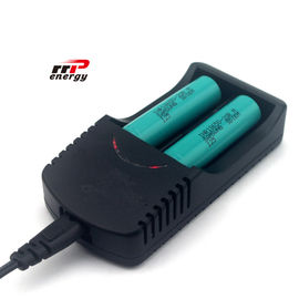 China 18650 26650 LCD Battery Charger Lithium Ion Battery Chargers CE UL KC distributor