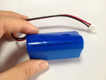 China High Temp 4500mAh  Lithium LIFEPO4 Battery 3.2V For Emergency Lighting factory