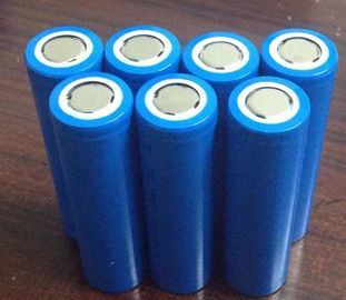 China 2400mAh Li-ion Rechargeable Batteries 3.7VOLT CE High Temperature factory