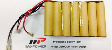 China Customized NiCd Battery Packs Sub C 2000 OEM For Power Tools CE distributor