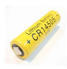 China CR14505 3.0V Li-mno2 Battery 1800mAh , Camera Lithium Batteries distributor