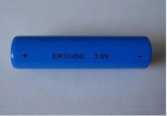 China High Temperature 750MAH Li-Socl2 Battery 3.6V , Primary Lithium Battery distributor
