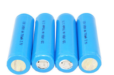 China Eco-friendly 3.7V LIR14500 Primary Lithium Battery 600mAh With PCB distributor