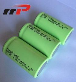 High Temperature NIMH Rechargeable Batteries UL