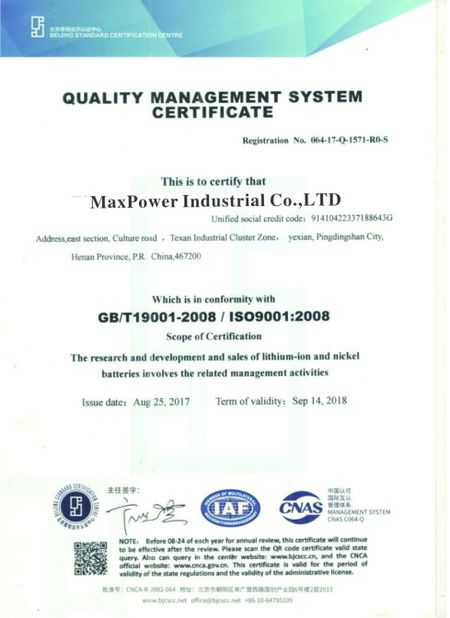 Sitemap - Lithium LiFePO4 Battery manufacturer